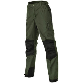 Pinewood Kids Lappland Pants Midgreen/Black